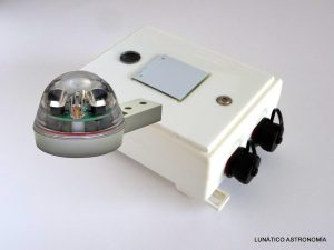 CloudWatcher with Hydreon rain gauge rg-9
