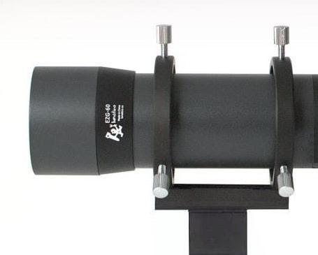 EZG & Lunatico's finderscopes an guide tubes